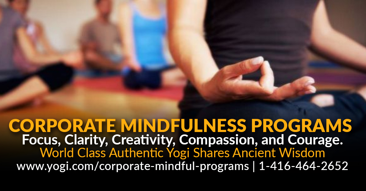 Corporate Mindfulness programs